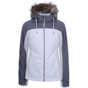 Icepeak Almyra Softshell Jas Dames, natural white
